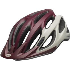 Bell Coast - Casque de vélo Femme - gris/rouge